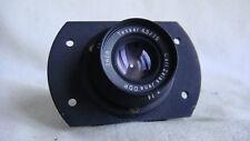 carl zeiss jena tessar lens 4.5/75mm