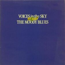 """THE MOODY BLUES """"Voices In The Sky-The Best of 'UK LP"""