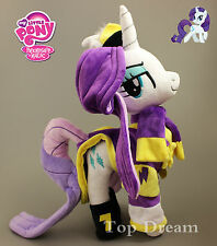 "New Rare Rarity Plush Doll 15""/38cm My Little Pony Soft Plush Toy Teddy Kid Gift"