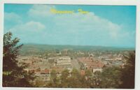 Unused Postcard Panoramic View of Kingsport Tennessee TN