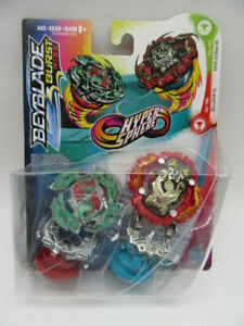 Beyblade Dual Pack Dullahan D5 Viper Hydrax H5 Burst Rise Action Toy Tops