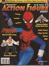TOMART'S ACTION FIGURE Digest #66 Aug. 1999 Marvel Austin Powers Star Wars WWF