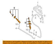 AUDI OEM TT Quattro Headlight Head light lamp Washer/wiper-Cylinder 8N0955101
