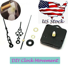 Replacement Quartz Wall Clock Movement Mechanism Motor DIY Repair Part Kit US