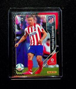 Marcos Llorente Panini Megacracks 2020-2021 Card #46 Athletico Madrid