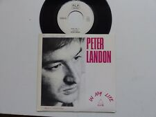 PETER LANDON In my life PLPIV  RRR