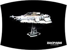 DISPLAY STAND for Star Wars Lego 75259 75049 Snowspeeder - Clear acrylic,Nice!