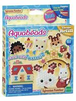 AQUABEADS Sylvanian Families® Character Set REFILL PACK Over 600 Beads GIFT IDEA