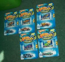 Hot Wheels Color Shifters Creatures  FREE SHIPPING IN US