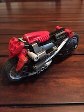 Lego Racers 8354 Exo Force Bike Motorcycle