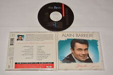 ALAIN BARRIERE - MASTER SERIE - MUSIC CD RELEASE YEAR:1998 FRENCH