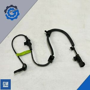 New OEM GM Front ABS Wheel Speed Sensor 22831244 23483145 Buick Chevy 2013 2020