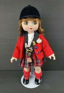 "Marie Osmond Disney 16"" Doll Adora Belle Disneyland Tour Guide LE # 528/1000"