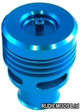 Vauxhall Astra Sri Gsi Mk4 G Turbo Collins Azul válvula de descarga y Kit de montaje
