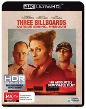 Three Billboards Outside Ebbing, Missouri (Blu-ray, 2018)