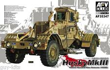 Véhicule détecteur de mines HUSKY Mk III - KIT AFV CLUB 1/35 n° 35347