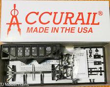 Accurail HO #2820 CCC & StL Panel- Side Twin Hopper  (Rd #79204)