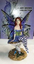 Amy Brown *Bottom of the Garden* Fairy Figurine ~ BNIB