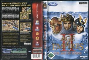 Age of Empires II 2 - The Age of Kings ! toller Klassiker für PC !! ein Muss
