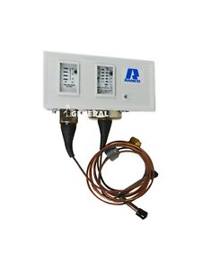 RANCO O12-4834 Ranco High- & Low-Pressure Switches for R22 and R502