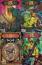 KEY of Z #1 2 3 4 1st print set (4) CLAUDIO SANCHEZ AMORY WARS BOOM COMIC NM