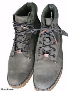 Ladies grey Suede Timberland Boots UK 5 EU 38