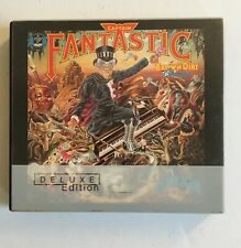 Captain Fantastic and the Brown Dirt Cowboy [Deluxe Edition] - Elton John - CD