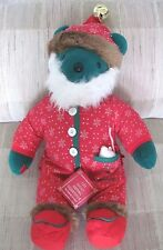 North American Bear Co Vib 1990 'Twas The Night Bearfore Xmas' L/E #5688/8000