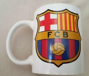 OFFICIAL FC BARCELONA  MUG CUP BRAND NEW ECL EUROPEAN CHAMPIONS LEAGUE LA LIGA