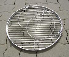 45*30cm BBQ Edelstahl ROD Ersatz Kochen Grill Grid Grate Grillrost Silber