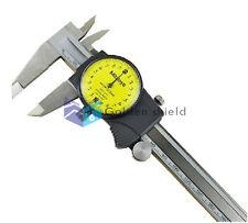 Mitutoyo 505-730 Dial Caliper 0-150mm X 0.02mm Brand New
