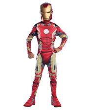 "Iron Man Mark 43 Kids Avengers Costume, Medium, Age 5 - 7, HEIGHT 4' 2"" - 4' 6"""