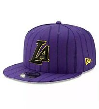 Los Angeles Lakers New Era 2018 City Edition Alternate 9FIFTY Snapback Adj Hat