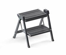 Hailo 4400-10 Masterstep Escabeau Profils en Aluminium Echelons de couleur grise