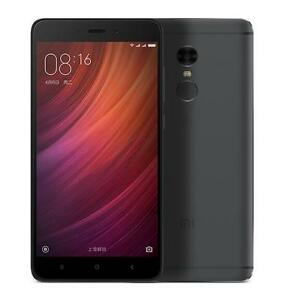 "Android Xiaomi Redmi Note 4 Pro Prime 64GB ROM 3GB RAM 4G&3G 13MP Camera 5.5"""