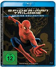Spider-Man 1-3 Blu-ray NEU OVP Teil 1+2+3 Trilogie Collection