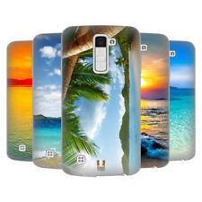 Fundas y carcasas Para LG K10 color principal transparente para teléfonos móviles y PDAs
