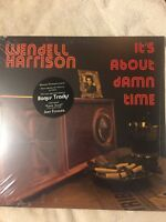 Wendell Harrison ,It's About Damn Time LP