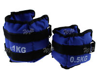Ankle Wrist Leg Weights Exercise Gym Strength Training Strap Sports Running Gym