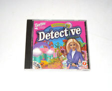 Detective Barbie In Mystery Of The Carnival Caper PC Game 1998 Complete CD-ROM