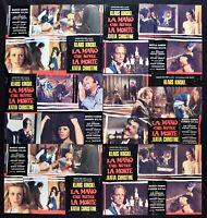 Fotobusta die Hand die Nutre die Tod Klaus Kinski Horror Monster R07