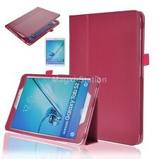 Slim Folio PU Leather Cover Case for Samsung Galaxy Tab S2 9.7'' inch