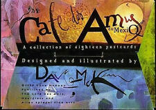 Dave McKean Cafe des Amis Postcard Set of 18 postcards 1999 New