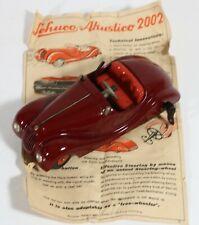 Vintage Schuco Akustico 2002  Tin Wind-up car