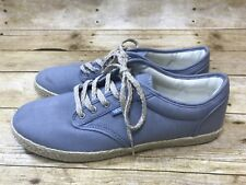 Vans Women s Atwood Low Espadrille Lace-Up Sneakers 34d382f03