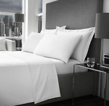 400 Thread Count 100%25 Egyptian Cotton Duvet Covers / Fitted Sheets / Flat Sheets