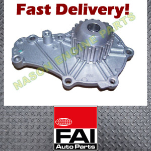 FAI Water pump fits Peugeot DV6ATED4 9HX 207 3008 307 T5 Parnter