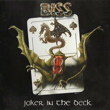 Biss - Joker In The Deck   RARE  (Michael Bormann, Jaded Heart)