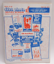 47 St Photo NY NYC Spring Catalog and Price List - 1977 Booklet - B134
