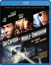 SKY CAPTAIN AND THE WORLD OF TOMORROW New Sealed Blu-ray Angelina Jolie